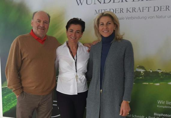 Golfclub Kitzbühel Präsident mit Frau