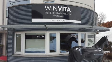 Außenaufnahme WINVITA